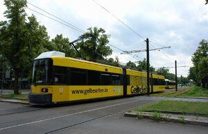 Virchow-Klinikum lijn50 GT6N