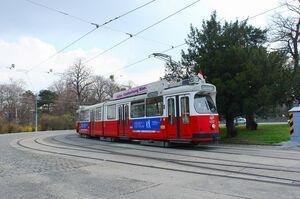 Lijn D Südbahnhof Wenen