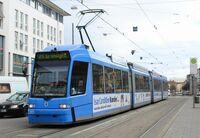 MaxWeberPlatz lijn 25
