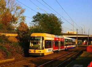 Budapester Straße lijn7 NGT6DD