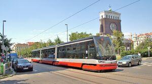 Jiřího z Poděbrad lijn11