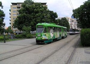 Plac Grunwaldzki lijn12 102Na