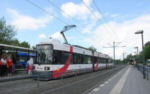 Alt-Marzahn lijn18 GT6N