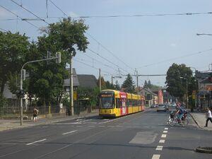 Grundstraße lijn11 NGTD12DD