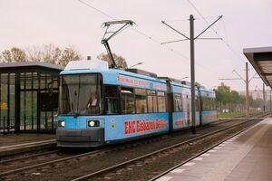 Hellersdorf lijnM6 GT6N