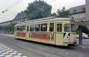 Buer Rathaus lijn11 T4