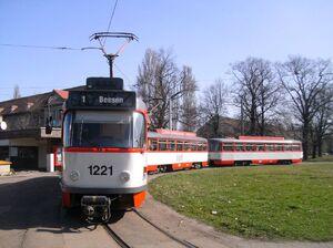 Frohe Zukunft lijn1 T4D