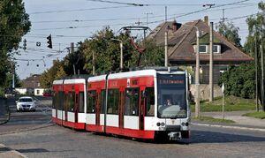 Merseburg Leunaweg lijn5