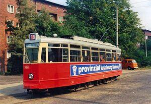 Horner Rennbahn lijn15