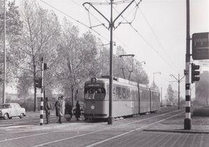 Mariniersweg lijn3 GT8