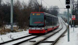 Nad Trojou lijn17 15T
