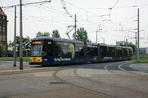 Carolaplatz lijn3 NGTD12DD