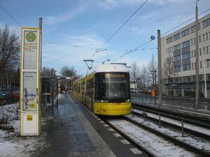 Gehrenseestraße Flexity