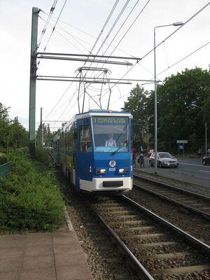 Heinrich-Schütz-Straße lijn1 T6A2