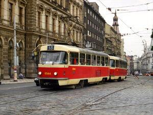 Karlovo náměstí lijn18 T3