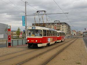 Českomoravská lijn8 T3SU