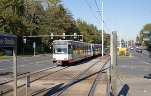 Brenscheder Straße lijnU35 B