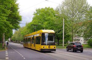 Gabelsberger Straße lijn12 NGT6DD