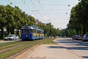 Chiemgaustraße lijn27 P316