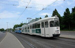 Handschuhsheim Nord lijn24 GT6