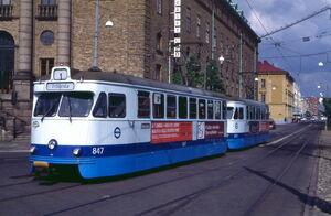 Ullevi Norra lijn1 M29