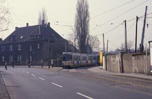 Wodanstraße lijnU45 N