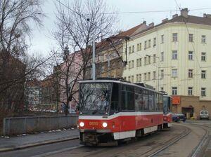 Divadlo Na Fidlovačce lijn7 T6A5
