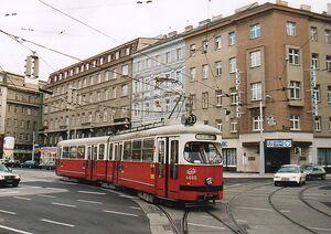 Lijn 33 E1 Wenen