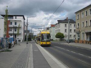 Pennricher Straße lijn12 NGT6DD