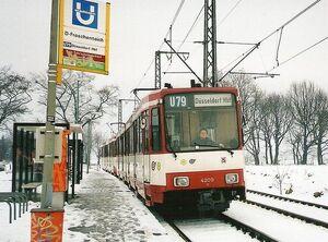 Froschenteich lijnU79 B