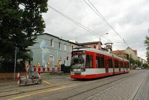 Rannischer Platz lijn8 MGT6D