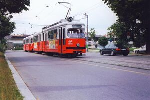 001 - 1993 - Bahnhof Wien Nord Prater