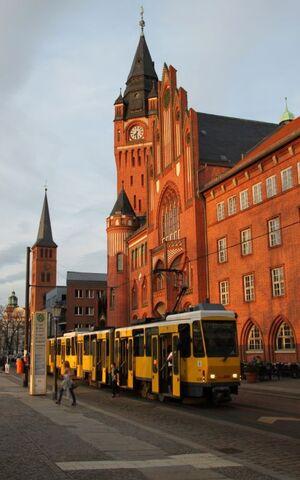 Rathaus Köpenick lijn67 KT4D