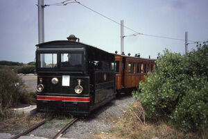 Steamtram SNCV