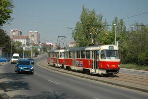 Chodovská lijn11 T3SUCS