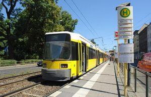 Berliner Allee lijnM4 GT6N