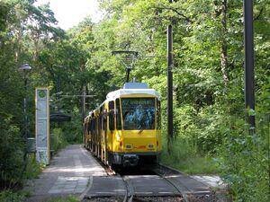 Mahlsdorf-Süd lijn62 KT4D