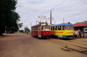 Татры на улице Ленина