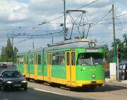 Duwag GT8 Poznań RB1