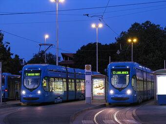 Zagreb Tram System Tramwaj Wiki Fandom