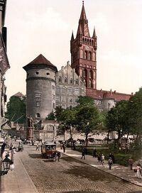 440px-Königsberg Castle
