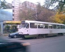 Tramvai Almaty