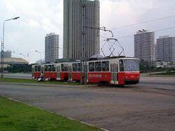 Tram North Korea PY 3