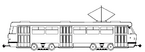 Straßenbahn Solowagen