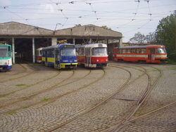 Trams Tatra T3 Košice