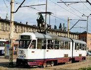 Konstal 102Na w Szczecinie