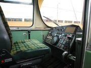 GT8D kabina