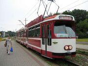 Tram 46 Lodz 2