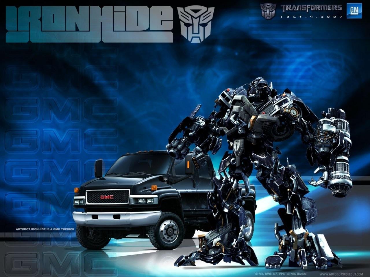 image - transformers2 ironhide wallpaper 3 | evolutions