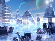 Ice city by feysal
